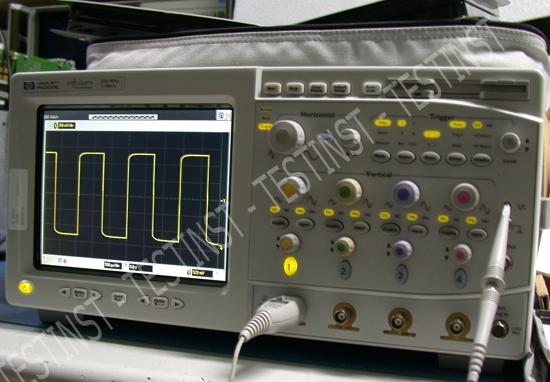 Hp Digital Oscilloscope : Hp a infinium digital oscilloscope ebay